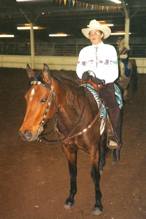Princess Nandina at show in 1996